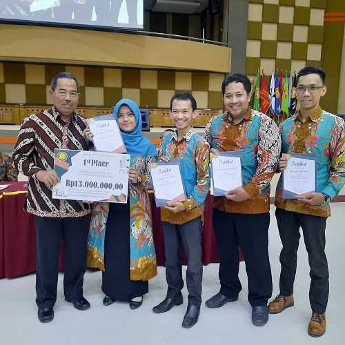 Juara 1 Konten E-Learning